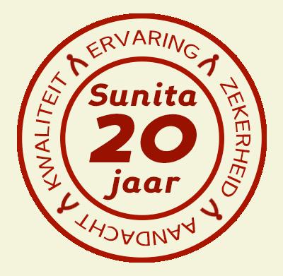 Sunita 20 jaar