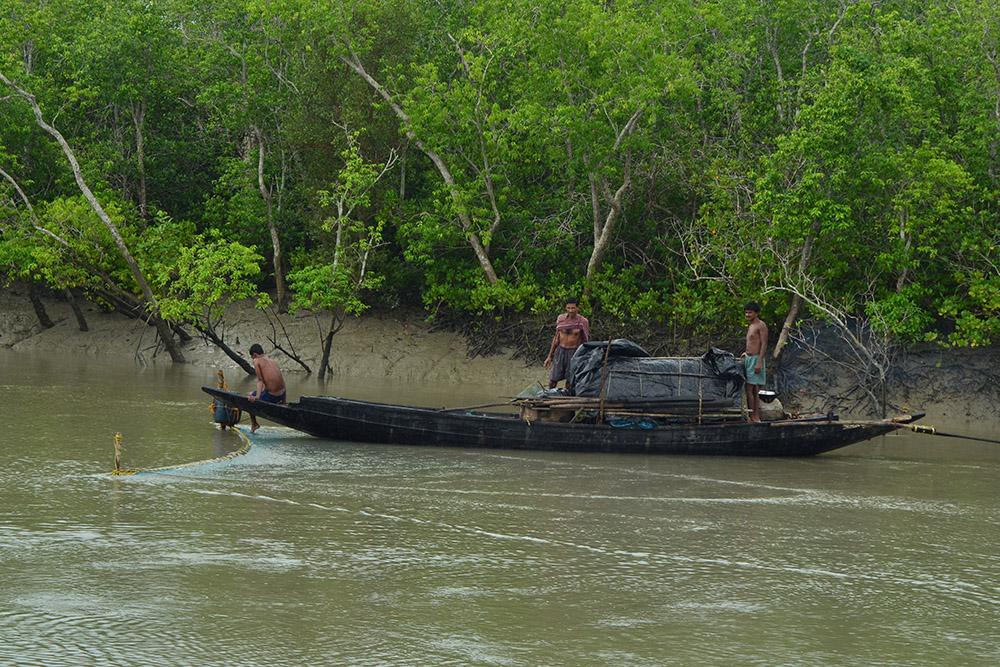 26-Daagse reis langs de heilige rivier de Ganges in India met 5-daagse trektocht naar de bron van de Ganges.